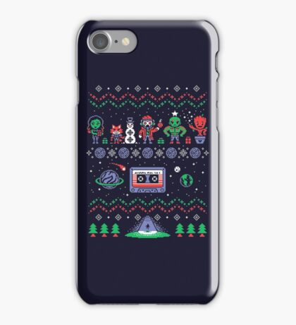 HOLIDAY GUARDIANS iPhone Case/Skin