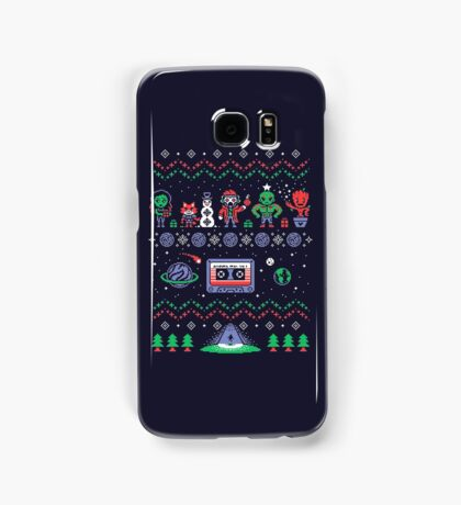 HOLIDAY GUARDIANS Samsung Galaxy Case/Skin