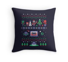 HOLIDAY GUARDIANS Throw Pillow