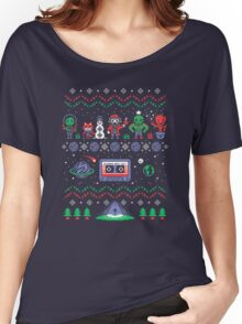 HOLIDAY GUARDIANS Women's Relaxed Fit T-Shirt