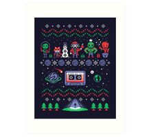 HOLIDAY GUARDIANS Art Print