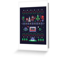 HOLIDAY GUARDIANS Greeting Card