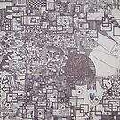 Doodle 1 by Christopher Clark