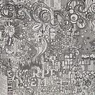Doodle 3 by Christopher Clark