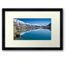Ahuriri Valley 1 Framed Print