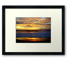 COLORS OF LINDA Framed Print