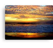 COLORS OF LINDA Canvas Print