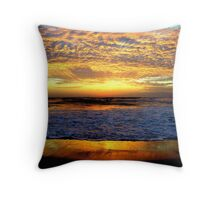 COLORS OF LINDA Throw Pillow