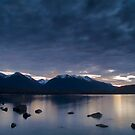 Lake Manapouri by Paul Mercer