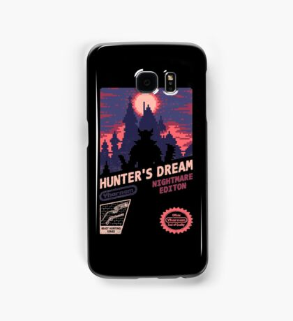 HUNTER'S DREAM (INSIGHT) Samsung Galaxy Case/Skin