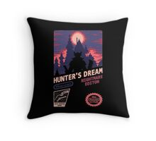 HUNTER'S DREAM (INSIGHT) Throw Pillow