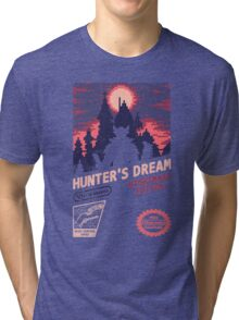 HUNTER'S DREAM (INSIGHT) Tri-blend T-Shirt