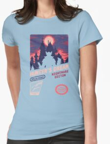 HUNTER'S DREAM (INSIGHT) Womens Fitted T-Shirt