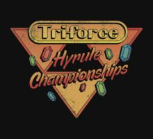 HYRULE CHAMPIONSHIPS by DREWWISE