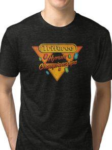 HYRULE CHAMPIONSHIPS Tri-blend T-Shirt