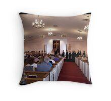 Ceremony Throw Pillow