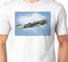 White-tail Warhawk on the up Unisex T-Shirt