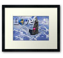 )̲̅ζø̸√̸£ WITH SCRIPTURE PICTURE/CARD)̲̅ζø̸√̸£ Framed Print