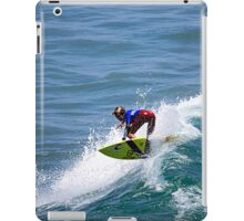 Owning the Wave iPad Case/Skin