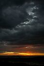 Blanket Bay Sunrise II by Richard Heath