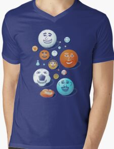 LAST FRIENDS ON EARTH Mens V-Neck T-Shirt