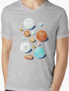 LAST FRIENDS ON EARTH Mens V-Neck T-Shirt