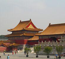 Forbidden City- Beijing by fifotos