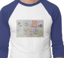 Garbage Pail Kids Men's Baseball ¾ T-Shirt