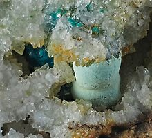 Chrysocolla Botryoidal by Christopher Carlson