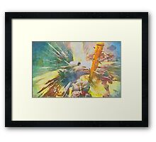 Werewolf kill Framed Print