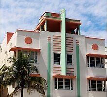 Miami Art Deco Hotel #2 by amcrist