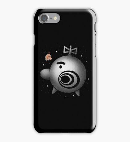 PHASE DISTORTER iPhone Case/Skin