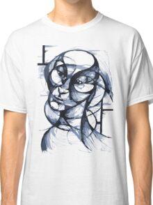 Fluidism - A portrait Classic T-Shirt