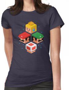 MUSHROOM KINGDOM CUBES T-Shirt
