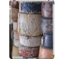 Fishing Net Cork Floats iPad Case/Skin