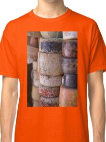 Fishing Net Cork Floats Classic T-Shirt