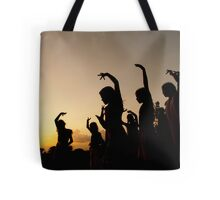 evening dance Tote Bag