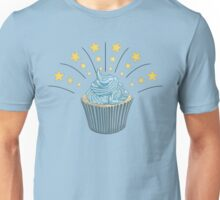 Cupcake With Stars Unisex T-Shirt