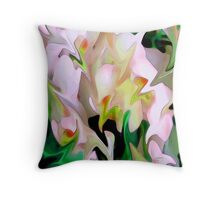 Orchid Spray II Throw Pillow