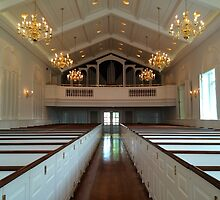 Broadus Chapel Revisited by Julie's Camera Creations <><