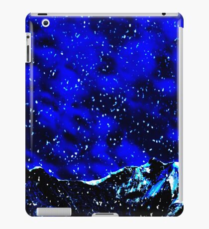 The Perfect Snowstorm Fine Art Print iPad Case/Skin
