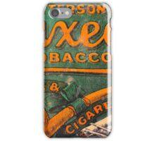 Tuxedo Tobacco iPhone Case/Skin