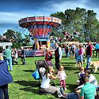 All the fun of the Fair at Hawkesbury Upton Show. by Clive Lewis-Hopkins.