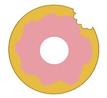 Donut Photographic Print