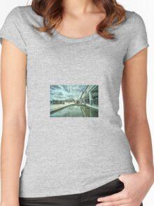 @ Bristol  Women's Fitted Scoop T-Shirt