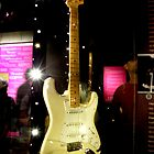 Jimi Hendrix guitar...... by DonnaMoore