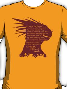 Elder Scrolls: Who are the Argonians? T-Shirt