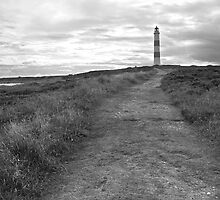 Tarbet Ness Lighthouse by WatscapePhoto