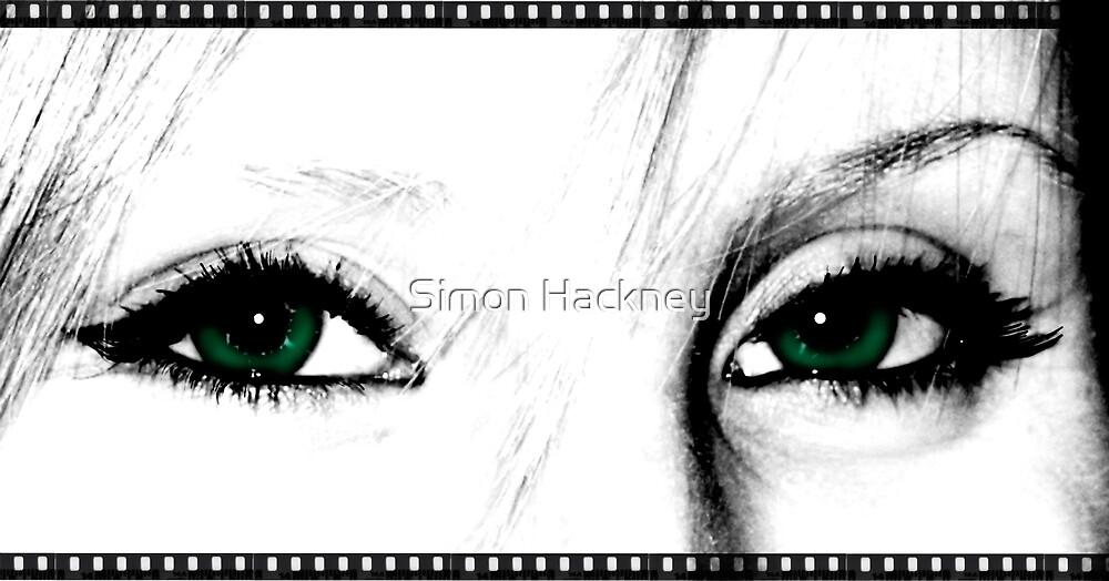 Green Eyes by Simon Hackney