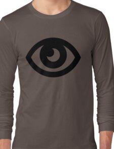 pokemon psycho eye Long Sleeve T-Shirt